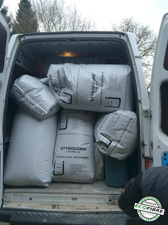 Bremen Polystyrol Kerndämmung kaufen